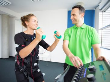 10er-Karte EMS-Training - Chris Fit