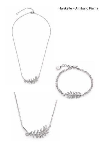 Halskette + Armband